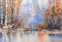 paysages art