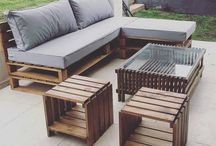 Outdoor Timber Projects