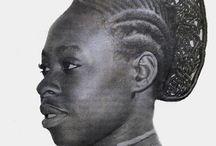 Afryka/Hair