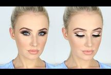New Years Makeup Tutorials / Going out with bang? Look good doing it!!