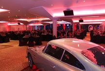 Bond is Back Themed Christmas Party / Photos of The Auction House looking stunning for the Bond is Back Shared Christmas Party in December 2015