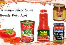 Venta online salsas de tomate frito