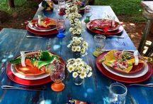 Mesa e Sala de Jantar