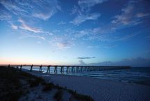 The Emerald Coast / This is the area between Pensacola and Destin Florida, the prettiest beaches in the world.