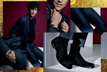 Dress Classics - Winter 2016 / Effortlessly elegant ankle boots, oxfords, derbys and more.