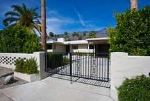 The Coleman House / Former Home of the Coleman Sisters, Heirs of The Coleman Lantern & Outdoor Dynasty / by Vacation Palm Springs