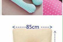 подушки для мамочек