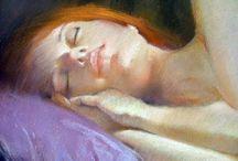 Art - Pastels / Pastel Paintings and tutorials