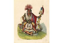 Native American Indian Prints