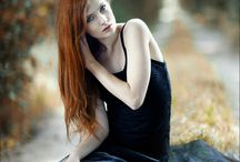 --Sexy Redhead-- / Hot Red Lady's