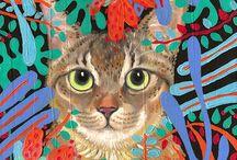 동물 초상화 Pet portrait / Painting Animal  Lumpybumpylab