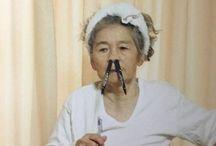 Nishimoto Kimiko〈西本喜美子〉