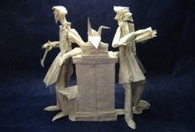 origami mesterek