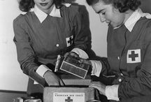 WWII American Red Cross