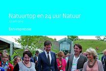 Natuurtop 2013 / Zaterdag 22 juni 2013 stond 24 uur lang, tussen 0.00u en 24.00u de natuur in de belangstelling van het Nederlandse publiek. De 24 uur van de Natuur is de nationale 'open dag' van de natuur en roept iedereen op om juist deze dag extra van de Nederlandse natuur te genieten.