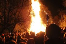 Wassailing / The wassail is an ancient tradition of celebrating the cider apple harvest and thanking the trees for selflessly giving fruit.  / by Bull Run Cider