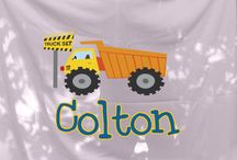 Personalized Kid's Blankets / Personalize your child's room with these adorable and fun blankets.