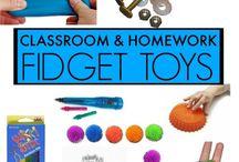 Fidgety Toys