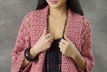 Free Crochet Woman Clothes