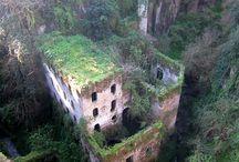 paesaggi e rovine