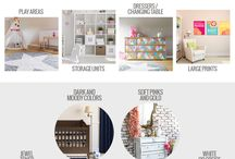 Nursery trends / The latest nursery trends for 2017