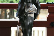 Kimono Back Style