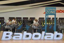 Babolab(Tennis stringers)