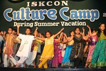 Culture Camp / ISKCON Bangalore provides an opportunity for kids during summer vacation. Culture Camp enriches the young minds with cultural activities.