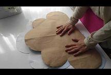 Dekoratif yastık yapımı