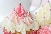 Cupcake/cake ideas