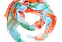 Printed Scarves / Discover unique Printed Scarves with special stories from independent designers around the world, found and curated by Boticca to bring you the best selection of Scarves. / by Boticca