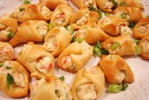 appetizers/party bites