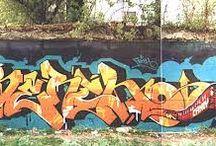 Dutch Graffiti / Street art
