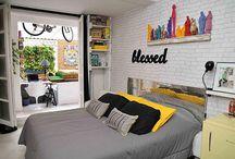 Decoração / ideias para decorar home office