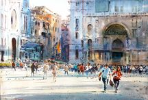 The Brief and the Busy, Venice