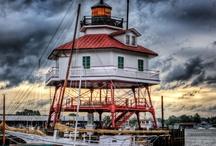 Maryland: Lighthouses
