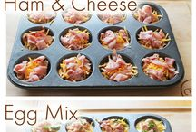 Postpartum Meal Prep / Breakfast, lunch, dinner & snacks