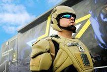 MODERN SOLDIER FUTURE SOLDIER