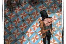 Alice in W:Art/Julia Sarda / Alice in wonderland (illustrator)
