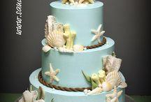Cake X More | Sea