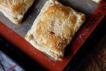 hors filo/ puff/crust