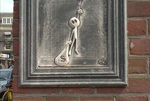 Street Art / Unexpected surprises in the street.