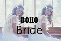 BoHo Bride / The Bohemian Bride: http://www.missesdressy.com/blog/boho-bride.html / by MissesDressy