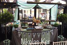 Η βάπτιση του Φίλιππου με θέμα το αλογάκι! www.nikolas-ker.gr