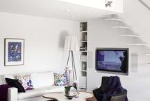House Interiors:Mezzanine