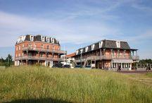 Stijl Appartementen / Appartementen met een statige uitstraling en warme kleur