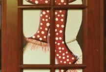 WINDOWS: Painted Windows