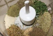 Homemade Spice Mixes