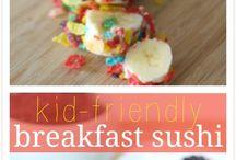 Kid Breakfast Ideas