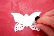 Cake-topper tutorials / by Marian Frias
